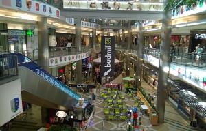 Paikallinen ostoskeskus