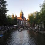 Amsterdamissa kaikki kanavat ovat analogisia.