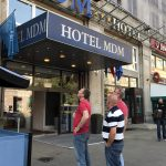 Se vois olla tämä hotelli, nimi ainakin on sama...