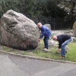 Kivenpyörittäjien Varsova.