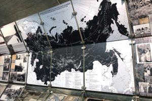 Onneksi Suomi on tässä kartassa värjätty valkoisella..