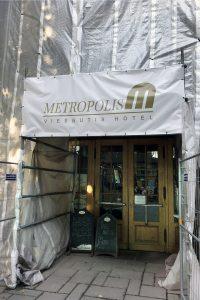 Metropolitan on satsannut enempi sisäiseen kauneuteen.