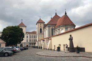 Kaunas on hieno kaupunki